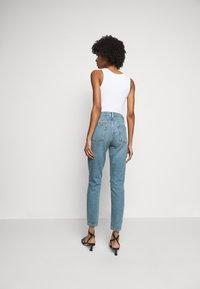 Boyish - BILLY HIGH RISE - Skinny džíny - blue denim - 2