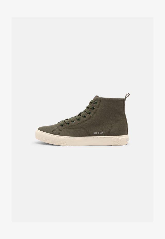 ALEX 3D - Sneakers hoog - khaki
