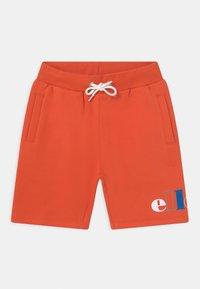 FRANKELO - Short - orange