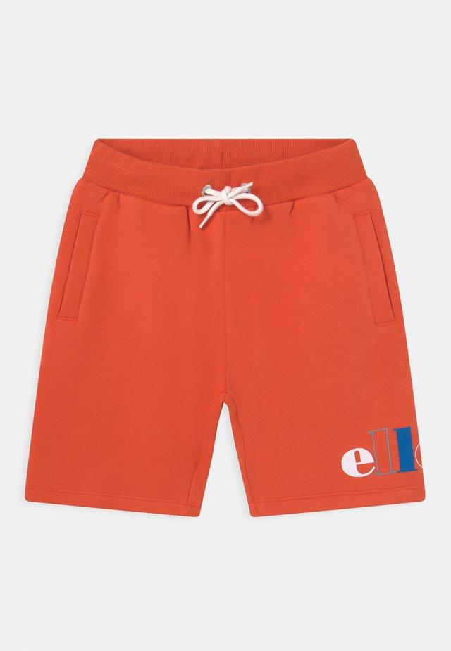FRANKELO - Shorts - orange