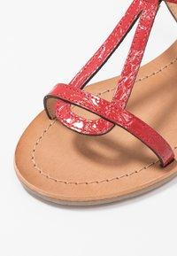 Les Tropéziennes par M Belarbi - HACROC - Sandales - rouge - 2