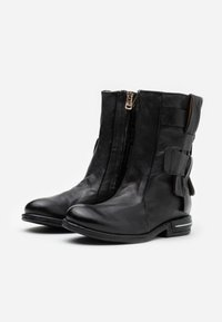 A.S.98 - Cowboy/Biker boots - nero - 2