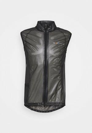 MELDOIS - Waistcoat - black