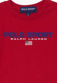 Polo Ralph Lauren - Triko spotiskem - red - 3