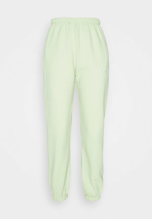 LULA PANTS - Tracksuit bottoms - iced green