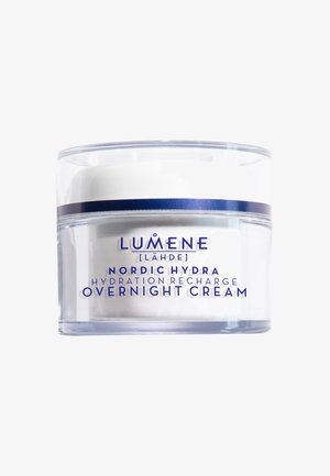 NORDIC HYDRA [LÄHDE] HYDRATION RECHARGE OVERNIGHT CREAM - Night care - -
