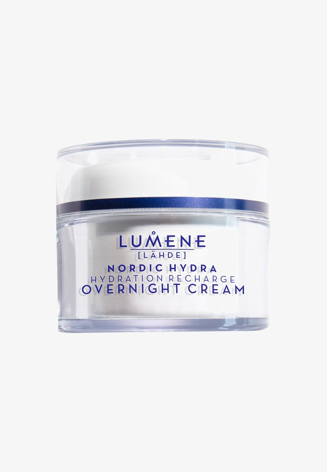 NORDIC HYDRA [LÄHDE] HYDRATION RECHARGE OVERNIGHT CREAM - Soin de nuit - -