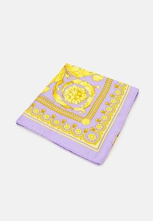 FOULARD CARRE - Šátek - lilla/oro