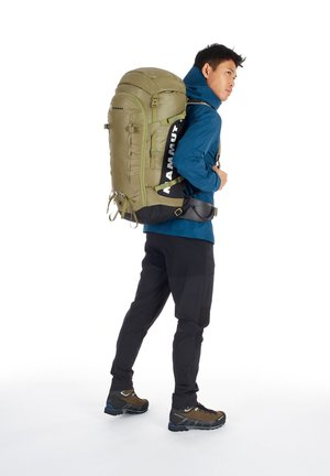 TRION SPINE  - Trekkingrucksack - olive-black