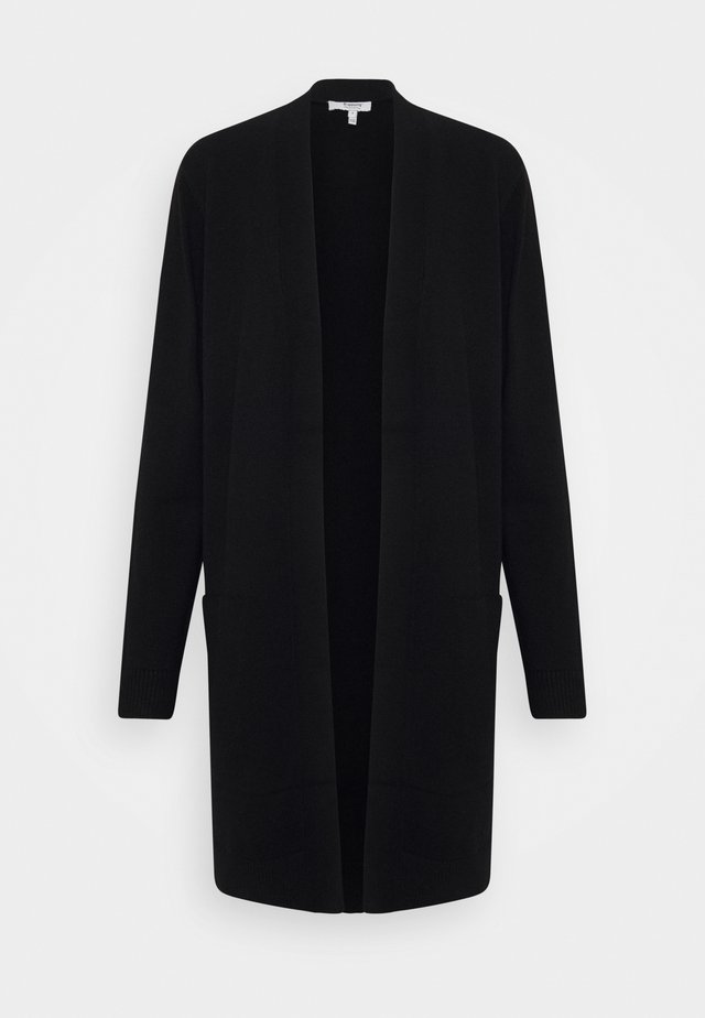 BYNONINA CARDIGAN - Vest - black