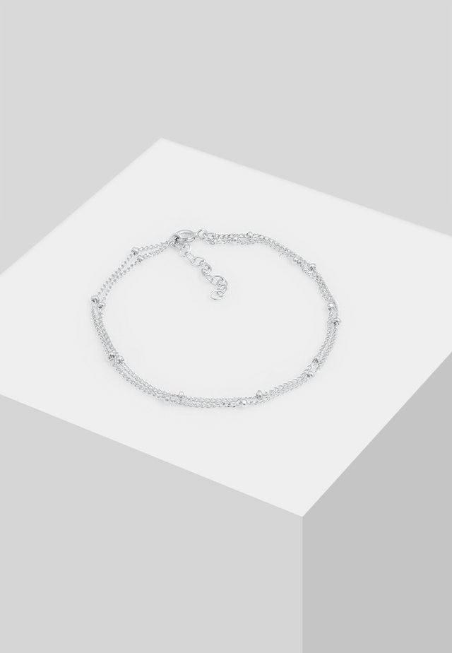LAYER KUGEL  - Armband - silver-coloured