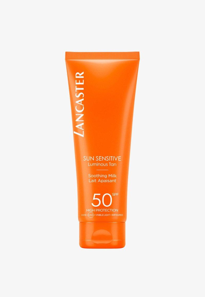 Lancaster Beauty - SUN SENSITIVE BODY MILK SPF50  - Sun protection - -