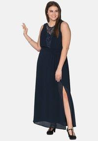 Sheego - Cocktail dress / Party dress - dark blue - 0