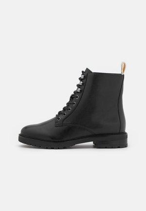 ENSLEY BOOTIE - Veterboots - black