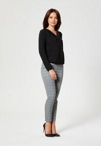 usha - Trousers - gray - 1