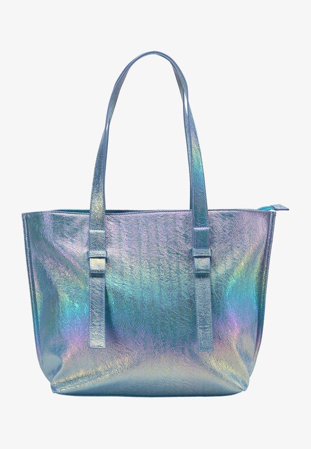 Shopping bag - blau