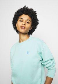 Polo Ralph Lauren - LONG SLEEVE - Sweatshirt - parakeet - 3