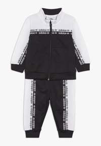 adidas Originals - TRACKSUIT - Veste de survêtement - black/white - 0