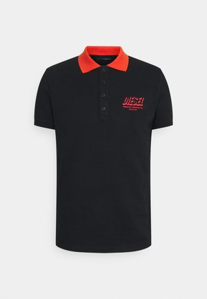 T-RANDY-NEW-A1 - Polotričko - black