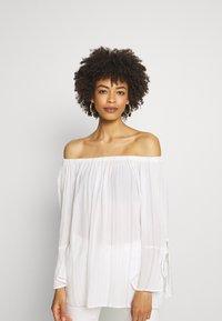 Esprit - FINE - Bluse - off white - 0
