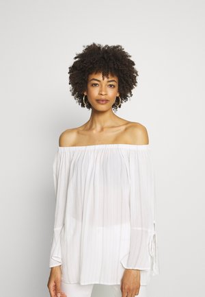 FINE - Blouse - off white