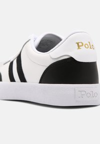 Polo Ralph Lauren - COURT - Sneakers laag - white/black - 4