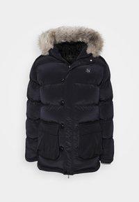 SIKSILK - STOP PUFF - Winter coat - navy - 3
