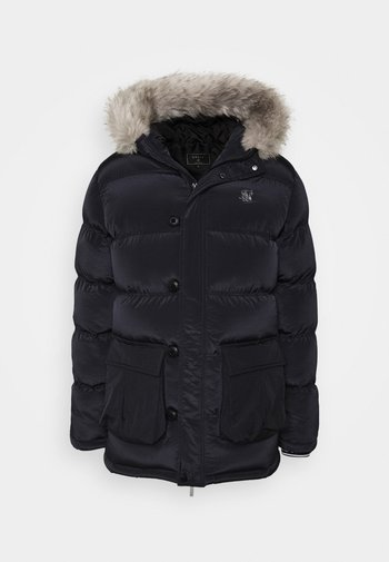 STOP PUFF - Cappotto invernale - navy