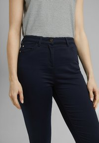 Esprit Collection - Trousers - navy - 3