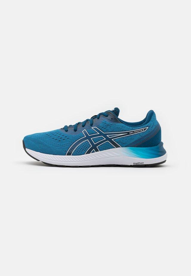 GEL EXCITE 8 - Obuwie do biegania treningowe - reborn blue/white