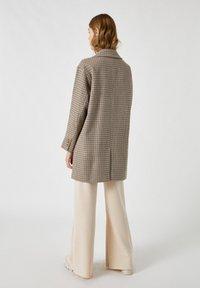 PULL&BEAR - Short coat - dark grey - 2