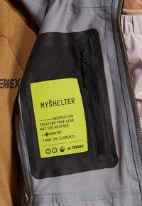 adidas Performance - TERREX MYSHELTER GORE TEX - Training jacket - pink - 6