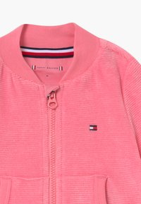 Tommy Hilfiger - BABY ZIP UP - Mikina na zip - pink - 3