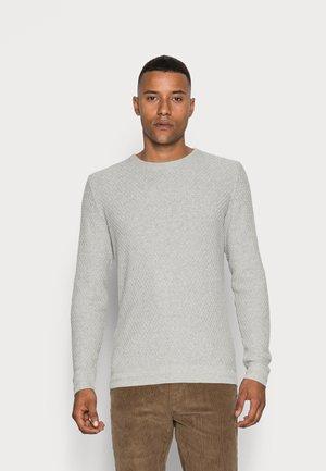 SLHOLIVER  - Jersey de punto - light grey melange
