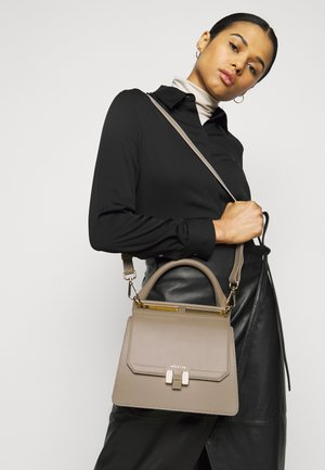 MARLENE TABLET MINI - Handbag - taupe
