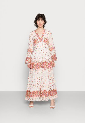 SOPHIE DRESS - Maxikjoler - off white