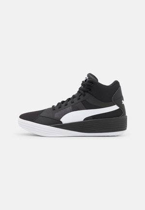 CLYDE ALL PRO TEAM MID - Basketball shoes - black/white