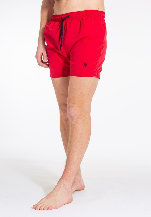 Badeshorts - jester red