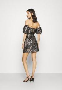 Fashion Union - ROYAL - Cocktail dress / Party dress - gold - 2