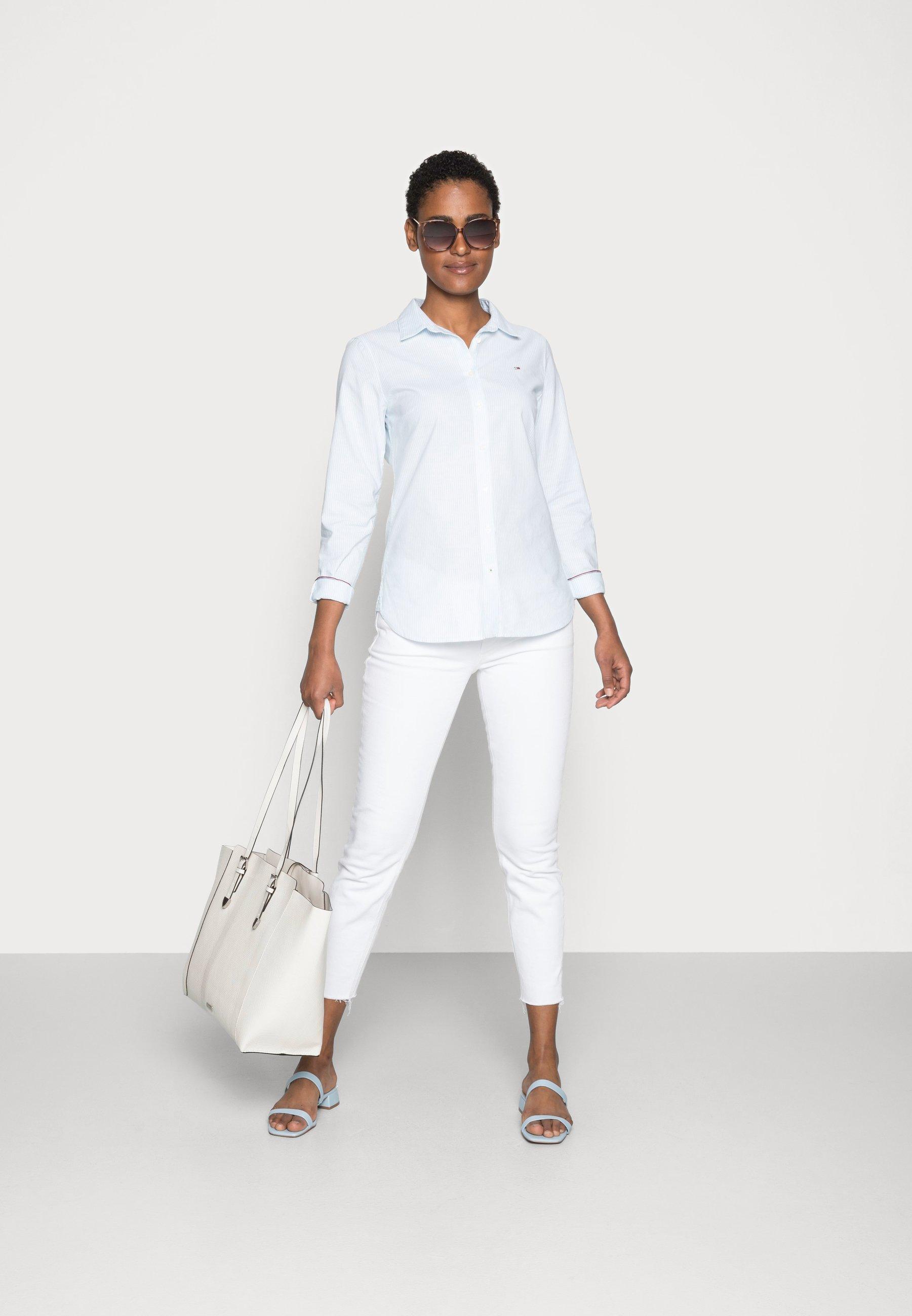 Donna HERITAGE REGULAR FIT - Camicia