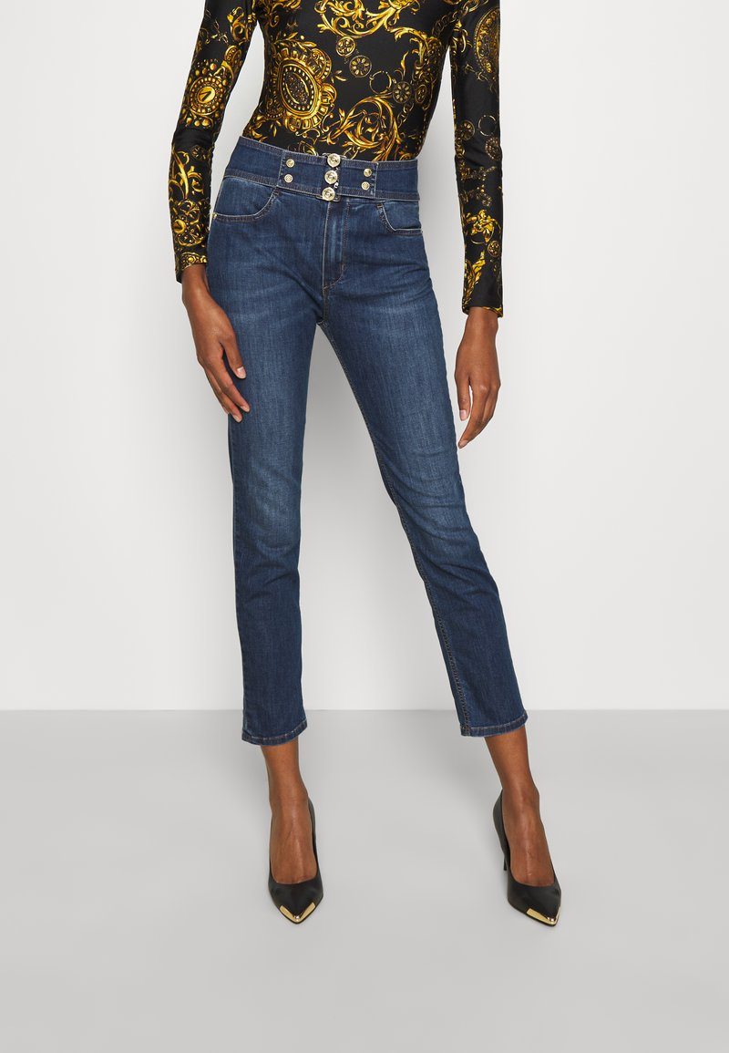 Versace Jeans Couture - Jeans Skinny Fit - blue denim
