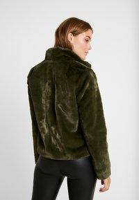 ONLY - ONLVIDA JACKET - Winter jacket - forest night - 2