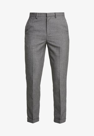 GRINDLE TEXTURE - Trousers - mid grey
