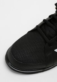 adidas Performance - POWER PERFECT 3 SHOES - Sports shoes - black/white/gold - 5