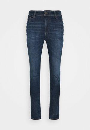 SIMON SKINNY - Jeans Skinny Fit - queens dark blue