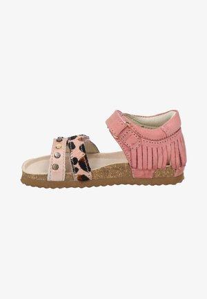Babyschoenen - roze