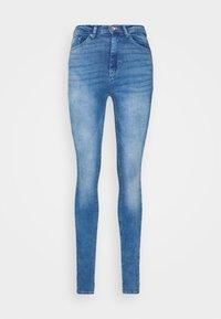 ONLY - ONLPAOLA LIFE - Jeans Skinny Fit - light medium blue denim - 5