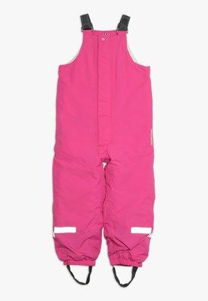 TARFALA KIDS PANTS - Snow pants - plastic pink