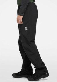Haglöfs - BUTEO PANT - Outdoor trousers - true black - 3