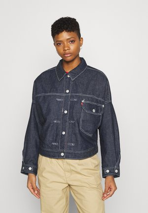 MINER TYPE - Denim jacket - celebration rinse